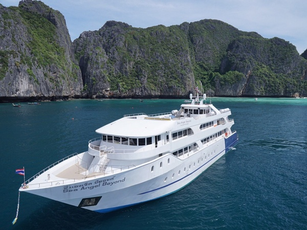 Phi Phi Maya Island Day Tour By Ferry